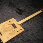 Cigarbox-Guitar