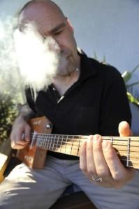 Cigarbox-Gitarre