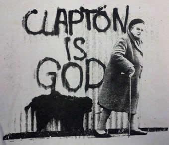 Bluesrock - Eric Clapton 3