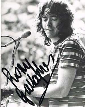 Rory Gallagher - Bluesrock