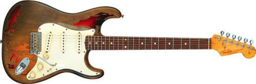 Gitarre - Aging
