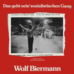 Wolf Biermann Cover